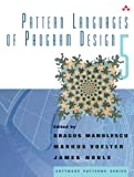 img - for Pattern Languages of Program Design 5 book / textbook / text book
