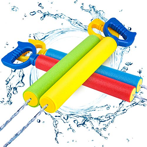 Great water guns for quick fire water games