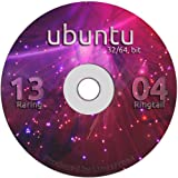 Ubuntu Linux 13.04 Special Edition DVD - Includes both 32-bit and 64-bit Versions