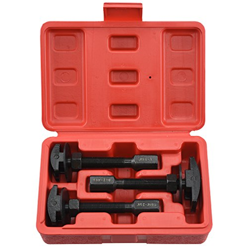 Neiko 20721A Pneumatic Rear Axle Bearing Puller Service Kit | Includes Case | 3-Piece (Slide Hammer Set)