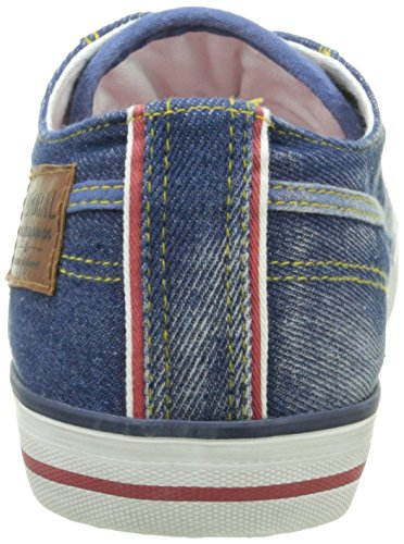 Kaporal Icare, Zapatillas de deporte, Hombre Azul (Denim)