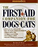The First-Aid Companion for Dogs and Cats, Amy Shojai, 1579541976
