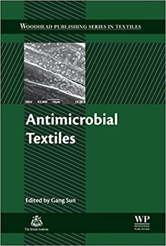 Antimicrobial Textiles (Woodhead Publishing Series in Textiles)
