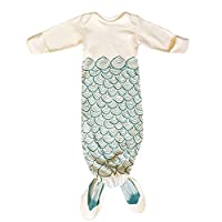 KMMall Baby Sleeping Gown Nightgown for Newborn Infant Toddler Sleeping Bag