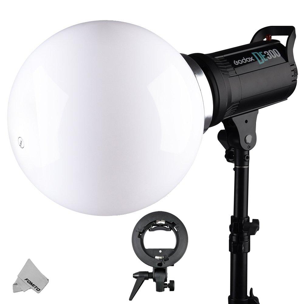 Fomito Godox Photo Studio 80cm/31.5in Portable Octagon Flash Speedlight Umbrella Softbox Soft Box Brolly Reflector