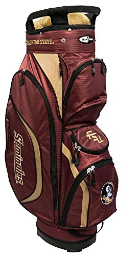 Team Golf NCAA Clubhouse Cart Bag, Florida State by Team Golf