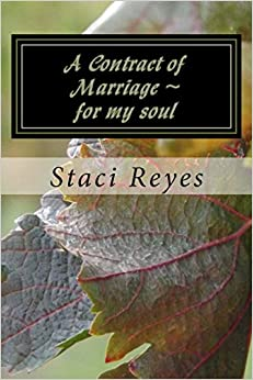 Book A Contract of Marriage ~ for my soul