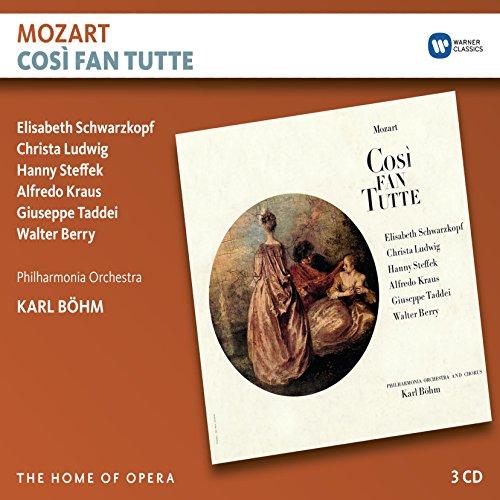 Price comparison product image Mozart: Cosi fan tutte (3CD)
