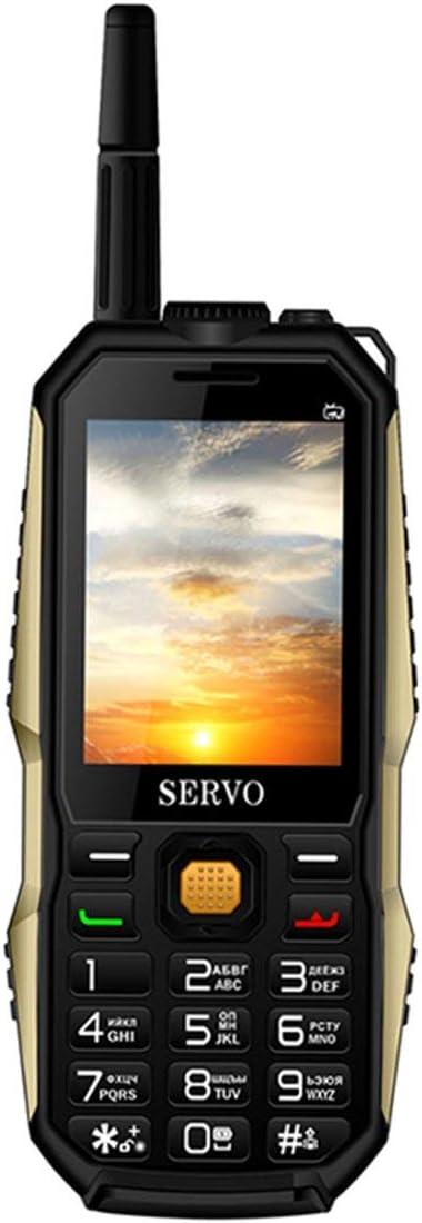 Teléfono móvil, SERVO20 Teléfono móvil 3 Tarjetas SIM 2.4 ...