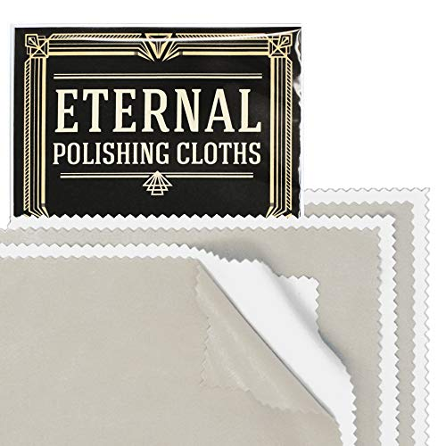 Eternal Polishing Removes Tarnish Protects