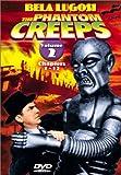The Phantom Creeps, Volume 2 (Chapters 7-12) (DVD) (1939) (All Regions) (NTSC) (US Import)