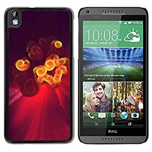 New Beautiful Custom Designed Cover Case For HTC Desire 816 With Nature Spring Beautiful Flower Zoom Phone Case