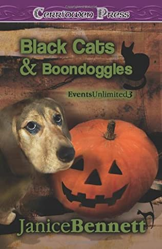 book cover of Black Cats & Boondoggles