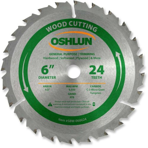 6 inch circular saw blade - 3