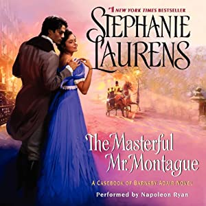 The Masterful Mr. Montague Audiobook