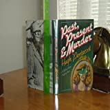img - for Past, Present, and Murder (A Red badge novel of suspense) book / textbook / text book
