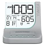 Best Amazon Alarm Clocks - SDI Technologies T125SC Color Changing Dual Alarm Clock Review