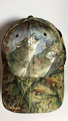 Hautman Brothers Camouflage Sublimated Wolf ()