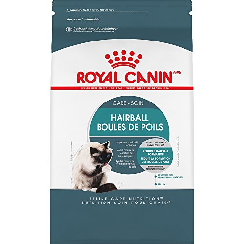 Royal Canin Feline Care Nutrition Hairball Care Dry Cat Food, 3-Pound