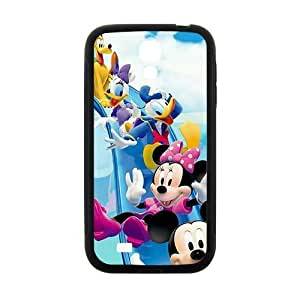 SANLSI Mickey Mouse Phone Case for samsung galaxy S4 Case