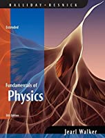 Fundamentals of Physics Extended, 8th Edition Front Cover