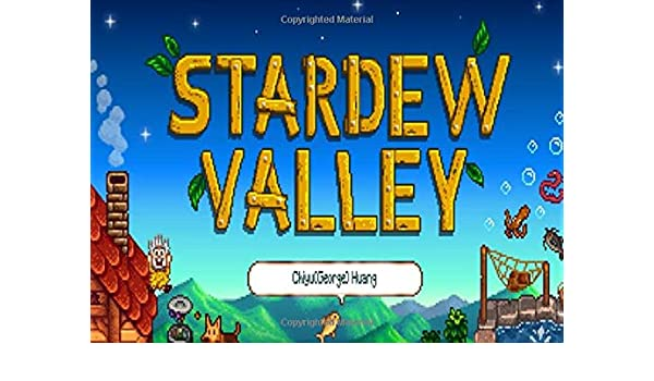 Stardew Valley: Amazon.es: Huang, Chiyu George: Libros en idiomas ...