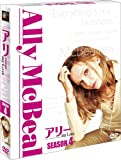 [DVD]アリー my Love シーズン4 (SEASONSコンパクト・ボックス) [DVD]