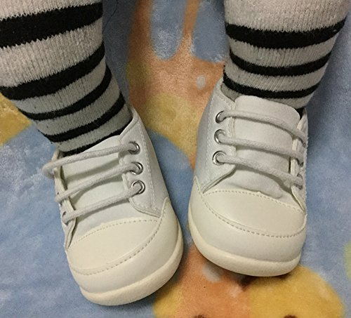 Pictures of Demonda Baby Canvas Casual Sneaker Lace Up 4