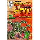 Planet of The Eggs Eruption Dawn of Dinosaurs and Dragons: Fourth In The Comic Book Series