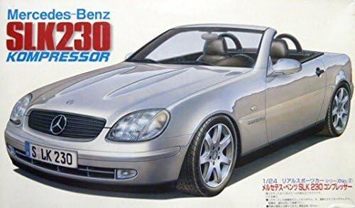 Fujimi 1/24 Mercedes-Benz SLK 230 del compresor: Amazon.es ...