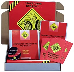 MARCOM Respiratory Protection and Safety DVD Training Kit