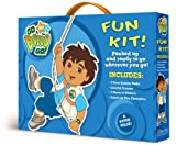 Go Diego Go Fun Kit, Golden Books Staff, 0375846921