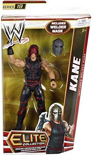 WWE Elite Series 19 Kane Action Figure