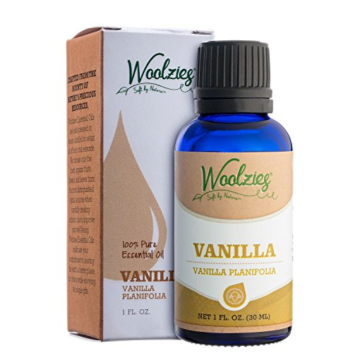 Woolzies Best quality 100% Natural Blend of Vanilla oil, Therapeutic grade