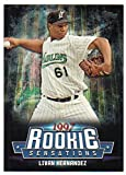 2015 Topps Update Rookie Sensations #RS-24 Livan Hernandez Marlins