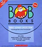 Bob Books Sight Words Collection - Kindergarten and First Grade (Bob Books, Sight Words Collection)