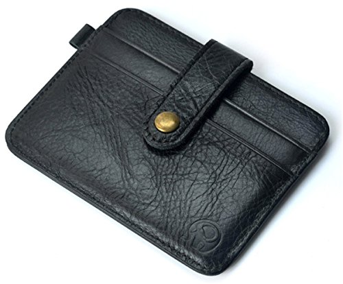 Leiwo Women's Genuine Leather Wallet Credit Card Case Driving Licence Case (Driving Licence Holder)