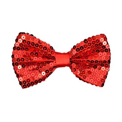 Men's Sparkle Sequin Banded Bow Ties