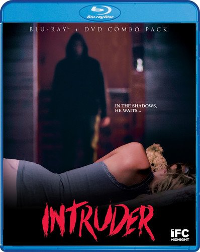 Blu-ray : Intruder (With DVD, 2 Pack, 2PC)
