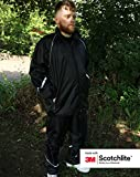 Salzmann 3M Waterproof Rain Suit - Reflective Rain
