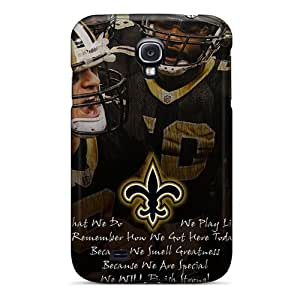 New BXc7060MBGR New Orleans Saints Covers Cases For Galaxy S4