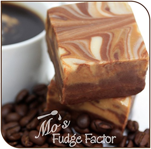 Mo's Fudge Factor, Mocha Fudge (1/2 Pound)