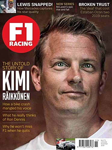 F1 Racing Magazine - November 2018