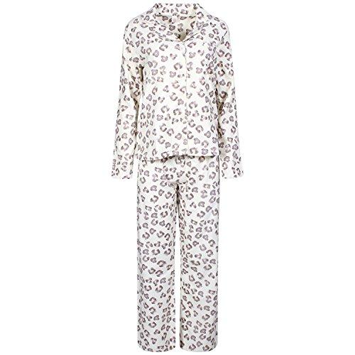 SMG - Ensemble de pyjama - Femme crème crème