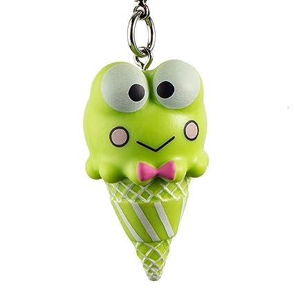 Amazon.com: Kidrobot Hello Sanrio - Llavero con cono de ...