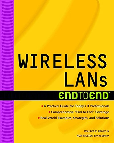 Wireless LANs End to End-cover