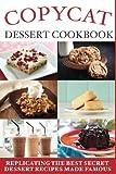Copycat Dessert Cookbook