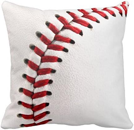 Original pelota de béisbol manta almohadas 1 pieza 18 IN* 18 IN de ...