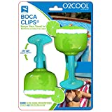 O2COOL BocaClip-Margarita Clip, Universal