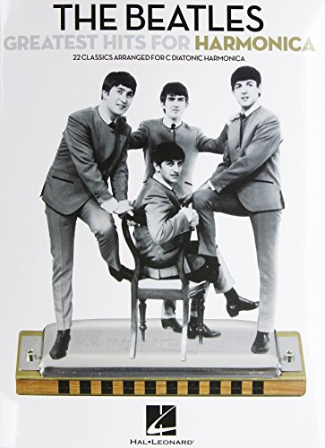 - The Beatles Greatest Hits for Harmonica